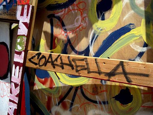 Coachella artwork