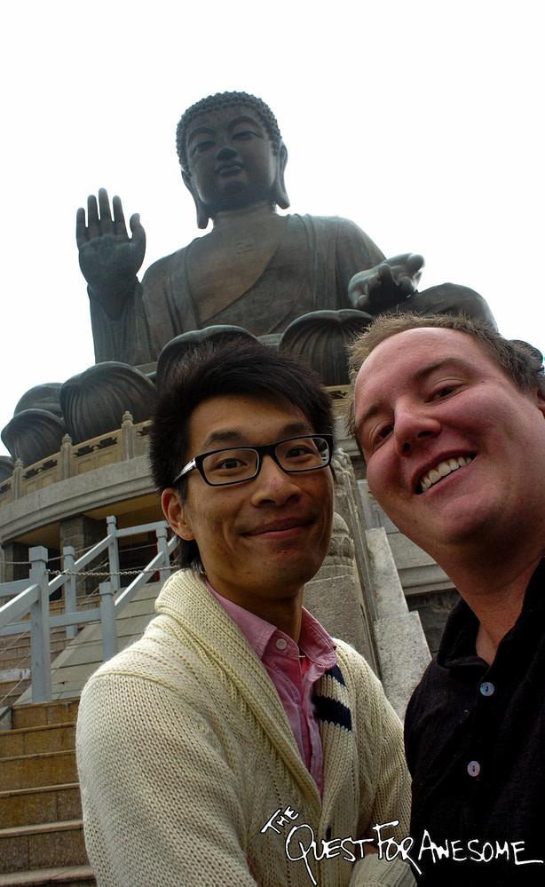 Big Buddha - Tung Chung