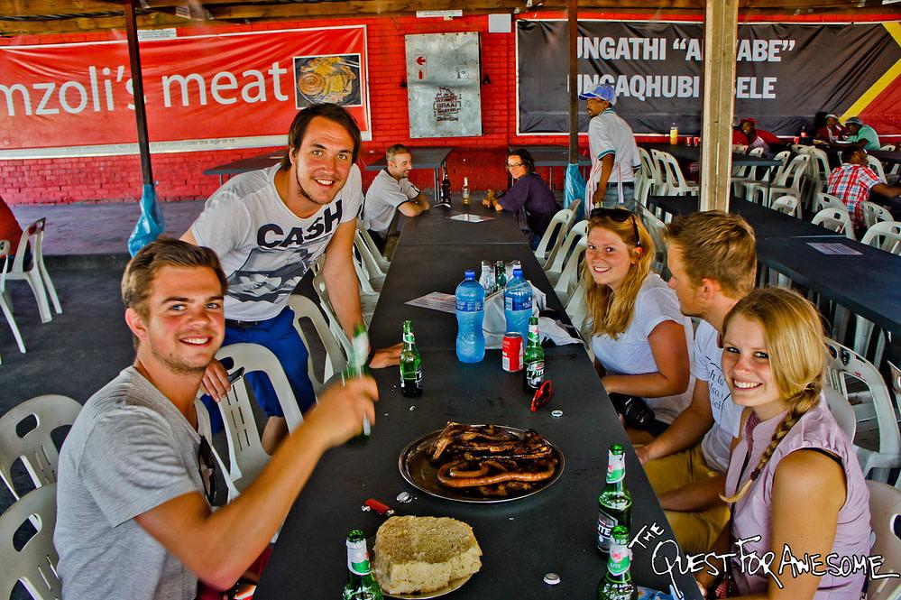 Mzoli's Meats - Cape Town