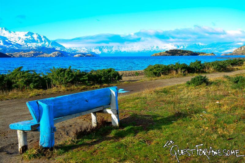 Lago General Carrera - General Carrera Lake Chile