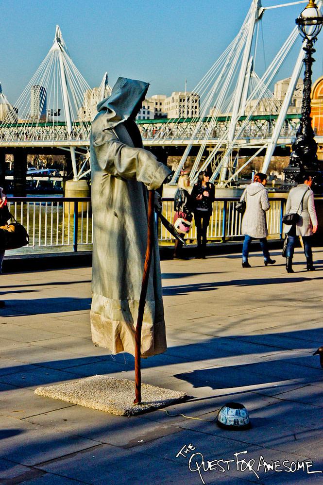 London Street Performer