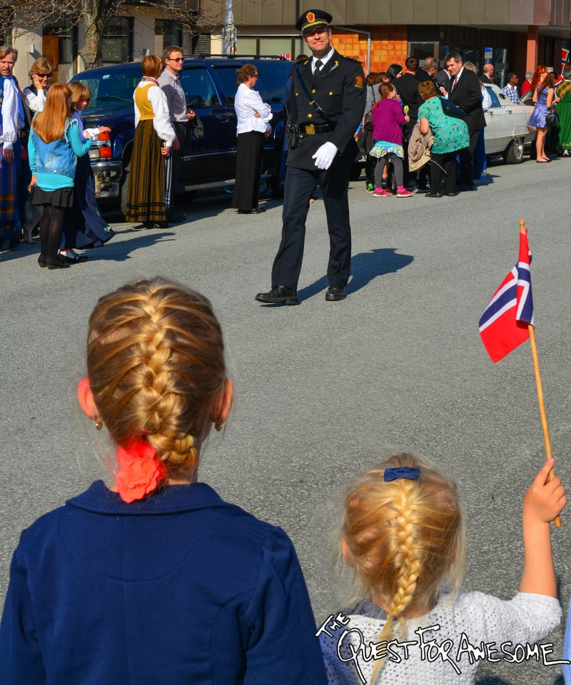 Norway National Day in Bodo - The Quest For Awesome