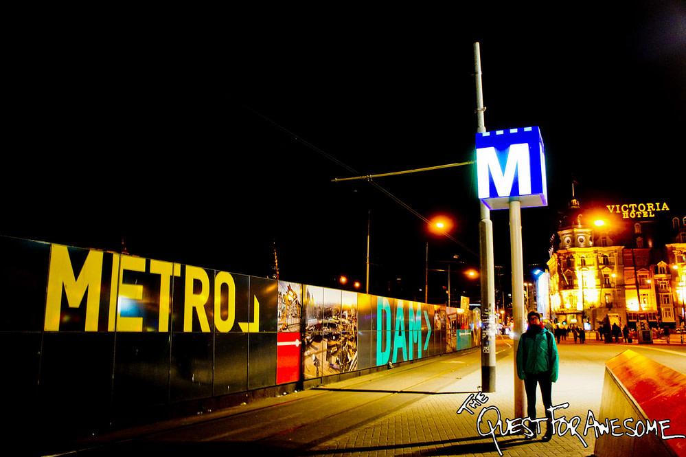 Amsterdam Metro