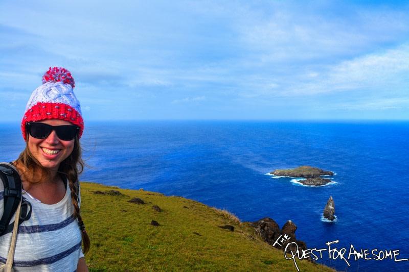 Orongo - Easter Island, Chile